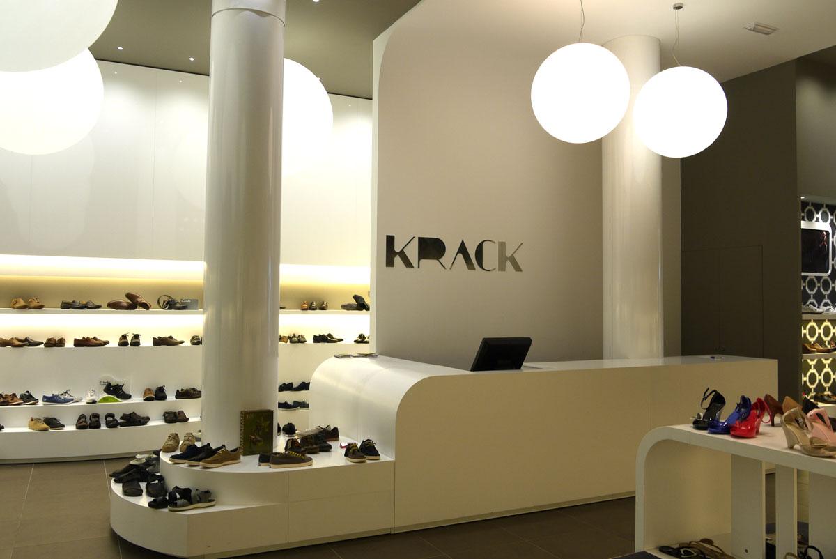 Zapatería Krack / Orense