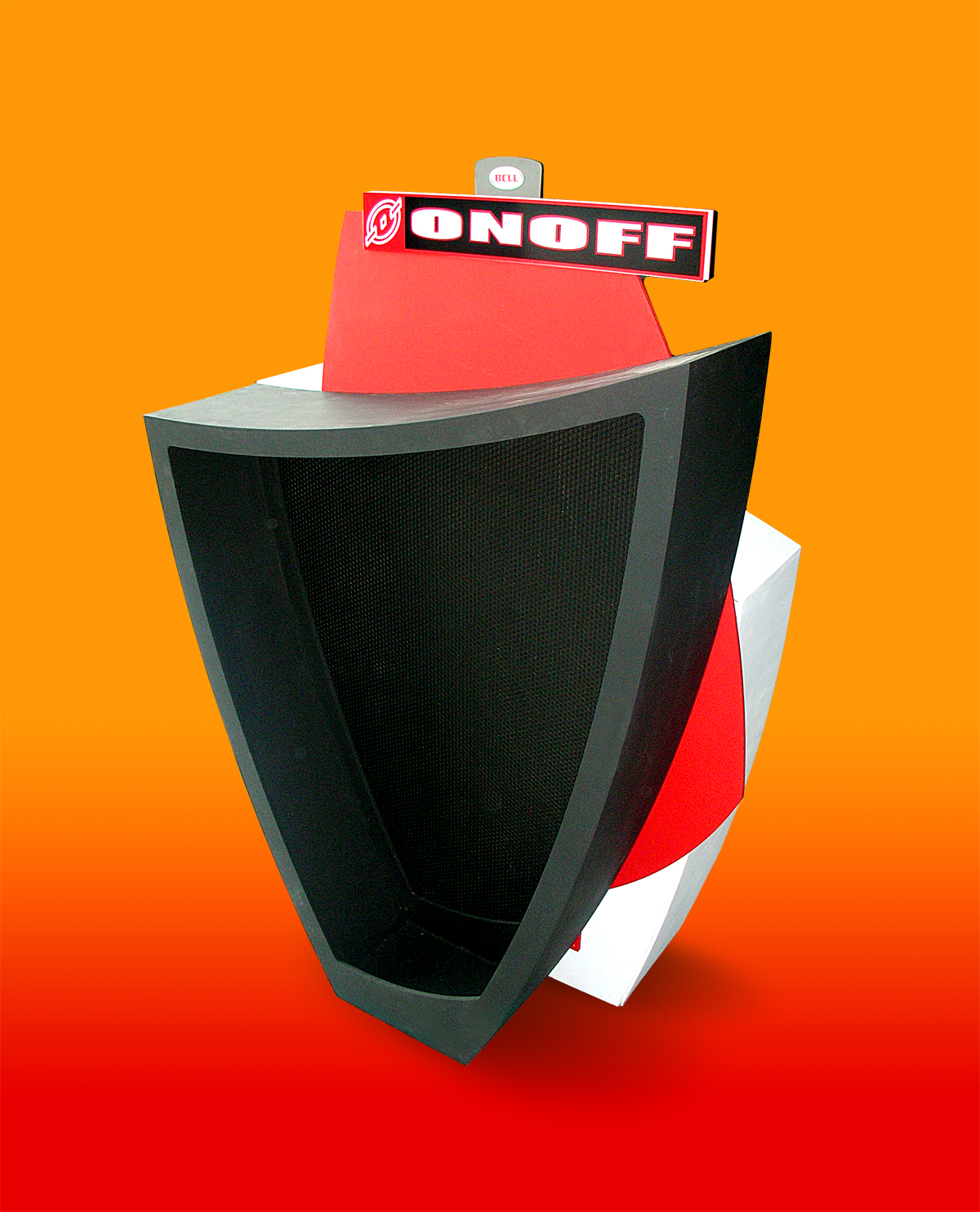 Mueble expositor para ON-OFF