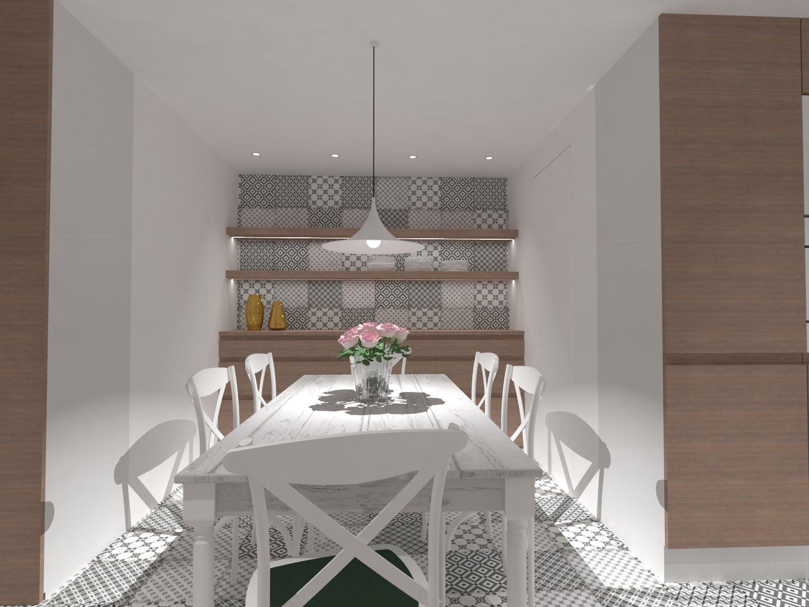 Reforma de cocina en vivienda / Elche